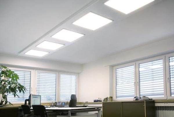 Đèn LED panel âm trần có nhiều ưu điểm vượt trội