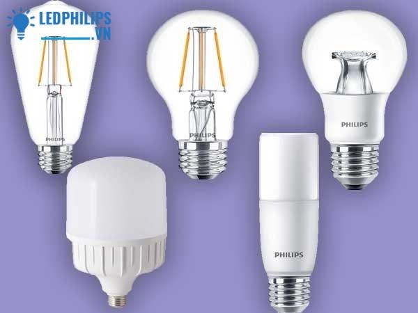 Các loại đèn LED Bulb