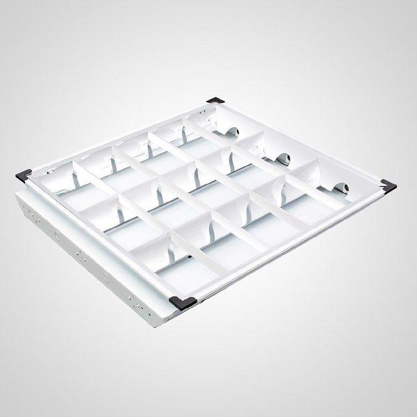 Máng đèn LED phản quang